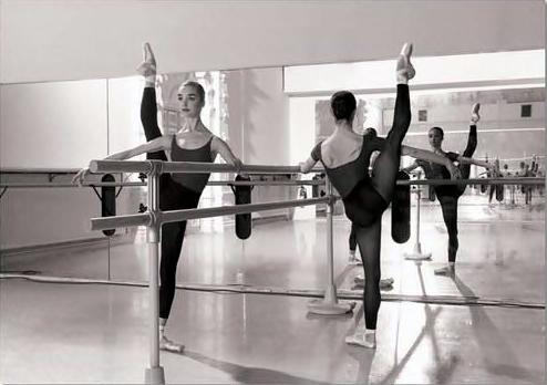 Escuela Ballet David Campos - Inicio
