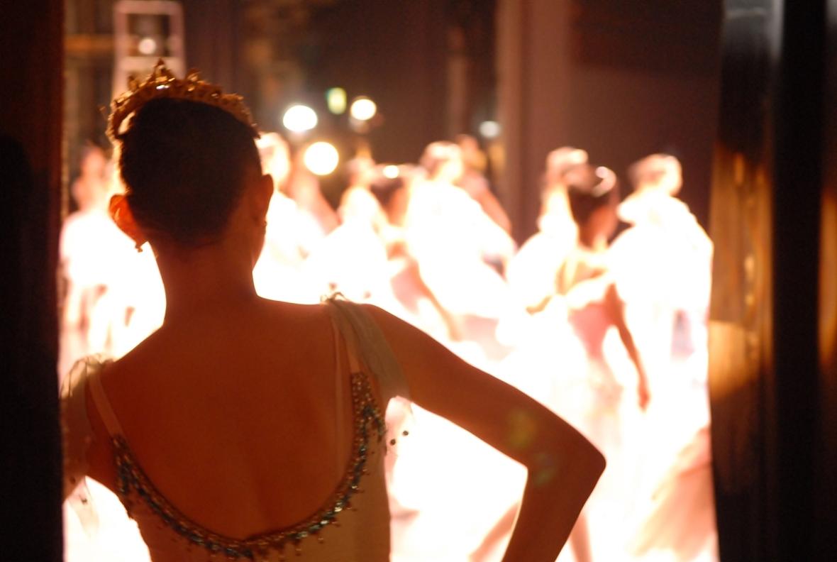 ballerinabackstage