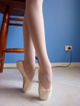 Ballerina-pointe shoes-ballet dancer-ballet