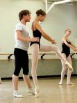 balle- pas de deux- ballet dancer