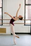 ballet dancer - ballerina- pointe shoes
