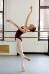 ballet dancer - ballerina- pointe shoes