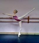 ballet dancer - ballerina - ballet