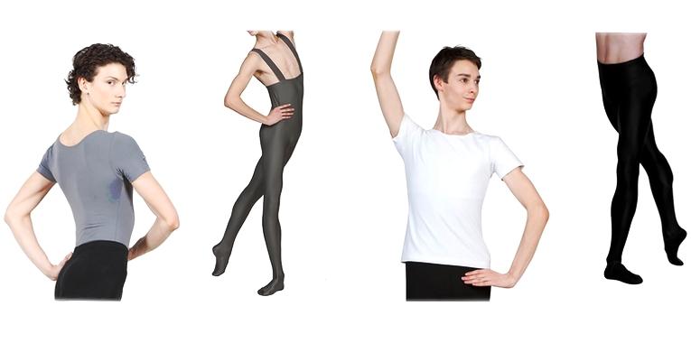 sansha ballet hombre